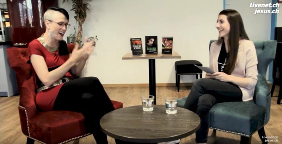 Aufstehen und Krone richten | Livenet-Talk